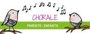 illustration chorale parents enfants